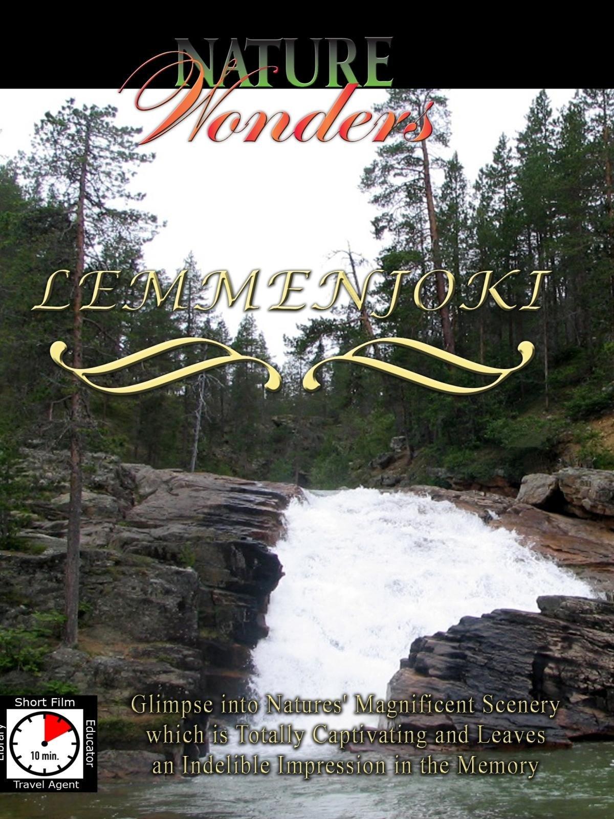 Nature Wonders - Lemmenjoki - Finland
