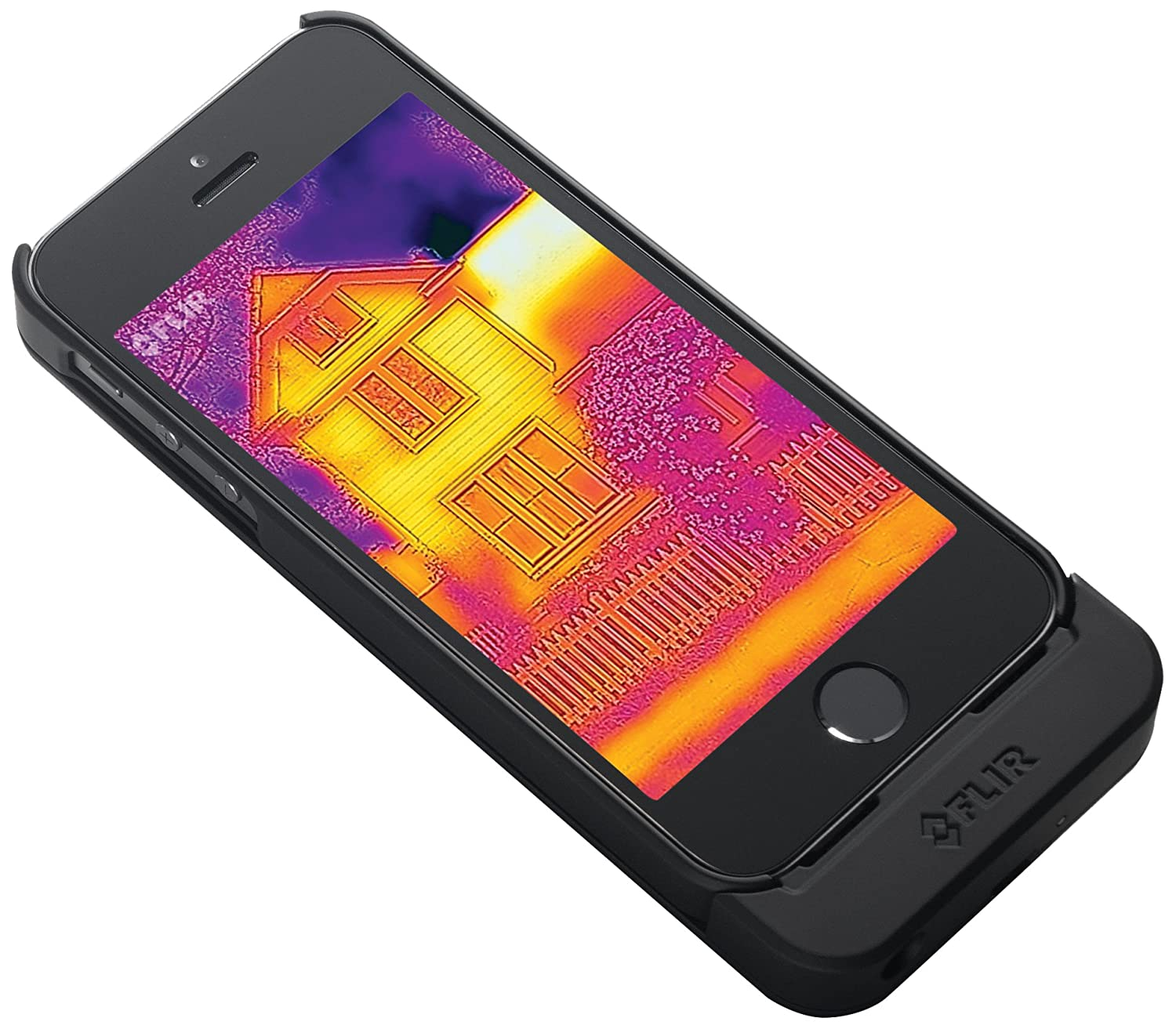 now you can measure your home performance with your smart phone