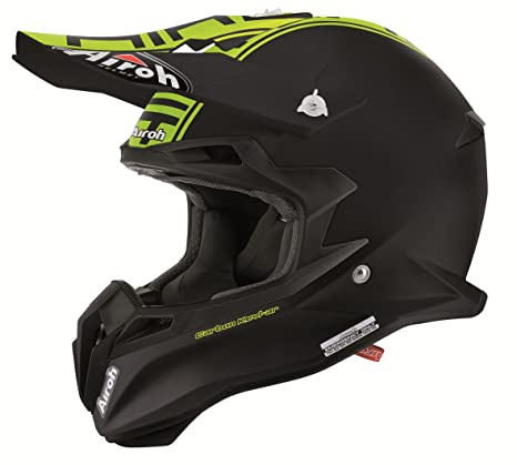 Airoh T2C31S Casque, Decal, Taille : 55-56 cm