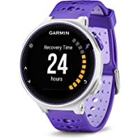 Garmin Forerunner 230 GPS Running Watch (Purple Strike / Force Yellow)