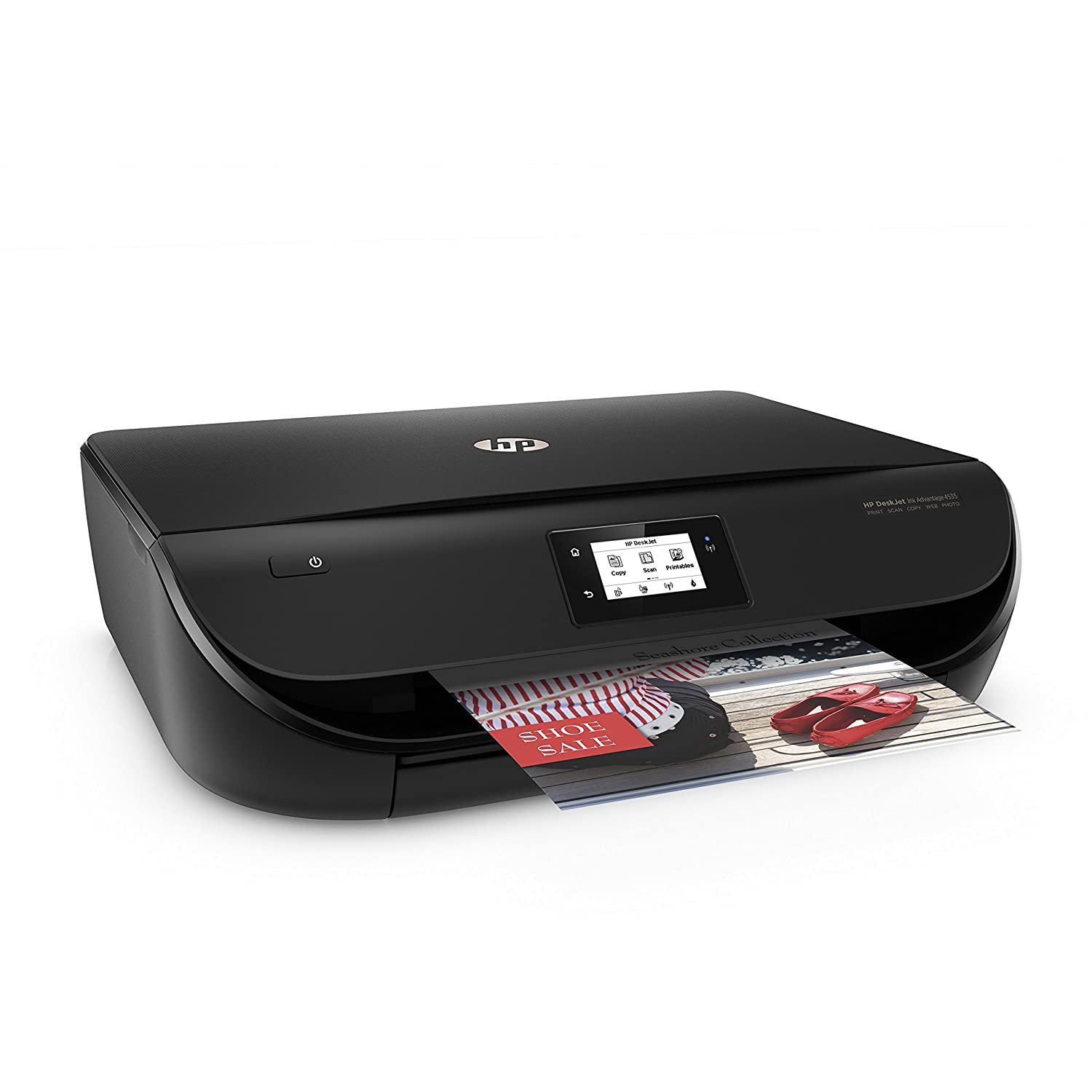 Color printing cost per page in india - Amazon In Buy Hp Deskjet 4535 All In One Wireless Color Ink Printer Black Online At Low Prices In India Hp Reviews Ratings