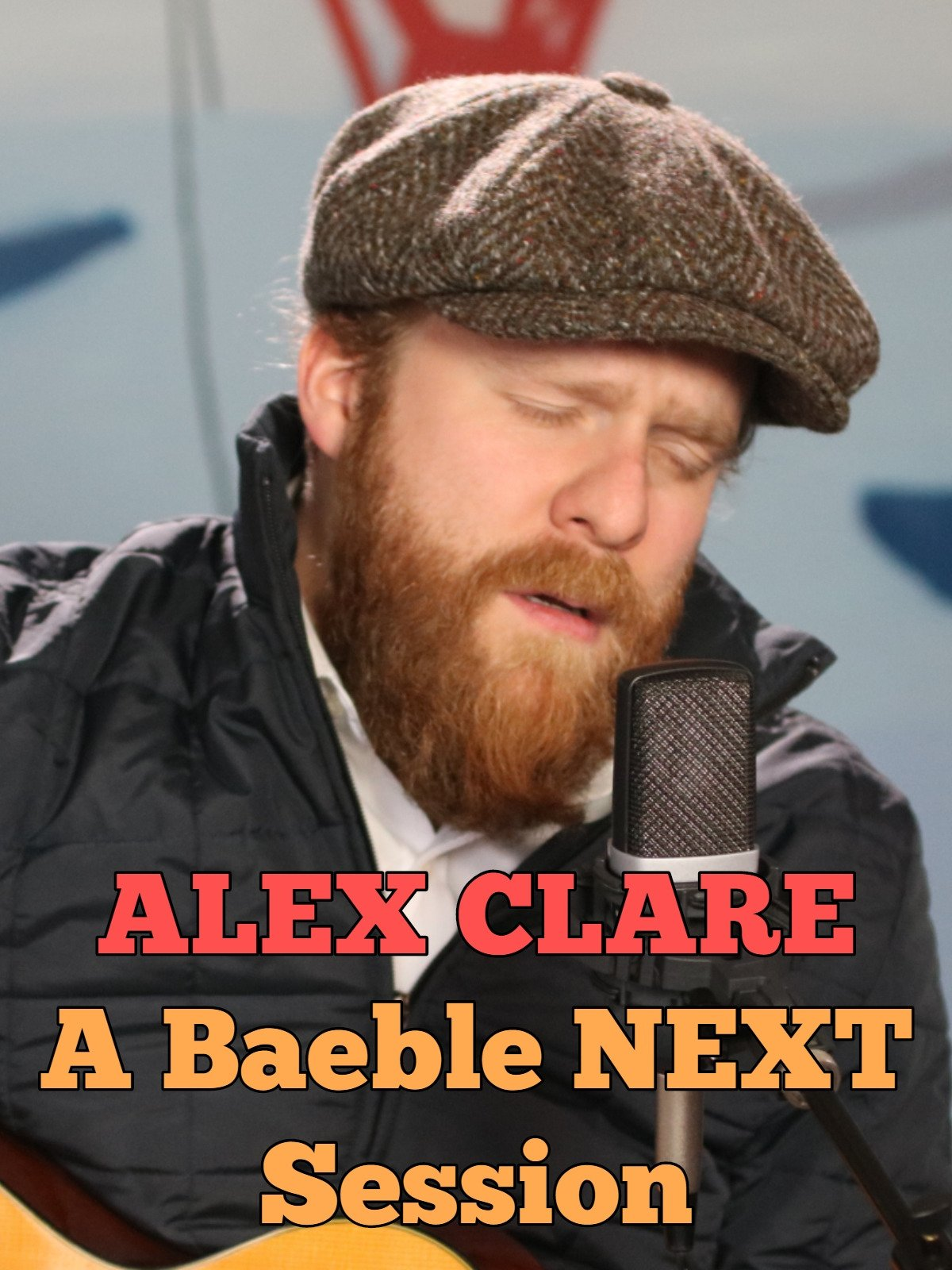 Alex Clare on Amazon Prime Video UK