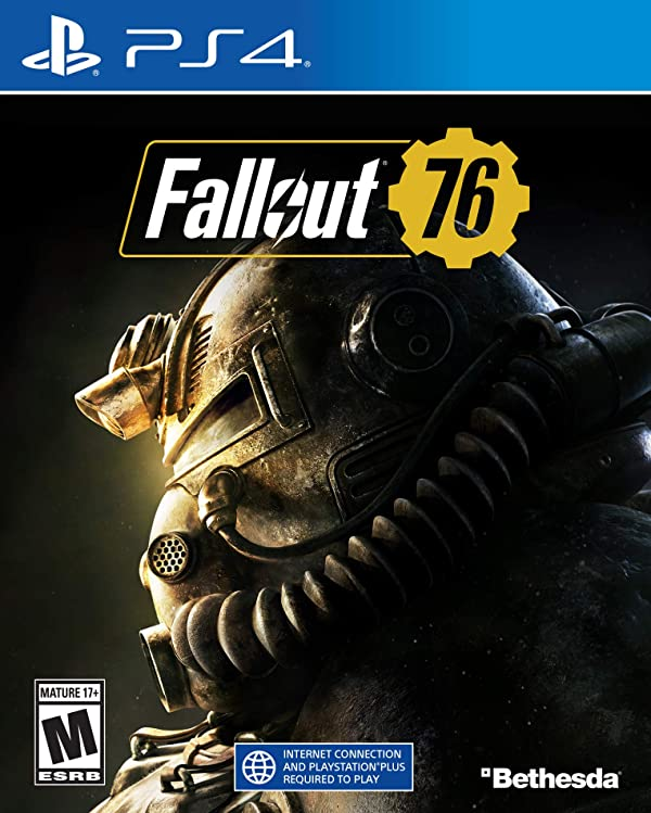 Fallout 76 Power Armor Edition PlayStation 4