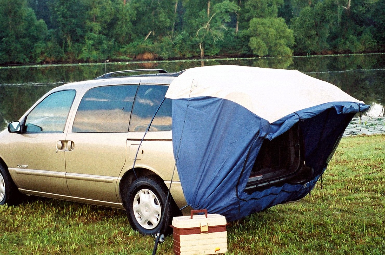 Explorer 2 SUV Tent at Amazon.com