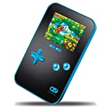 "My Arcade GoGamer Portable Gaming System with 220 HiRes 16 bit Retro Style Games & 2.5"" LCD Screen– Blue/Black (Color: Blue/Black)"
