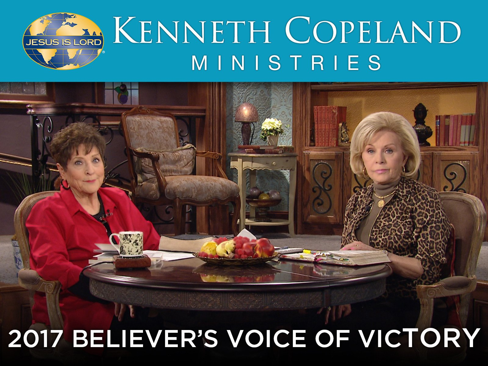 Kenneth Copeland 2017 - Season 7