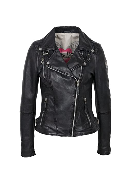 Freaky Nation Damen Jacke Biker Princess