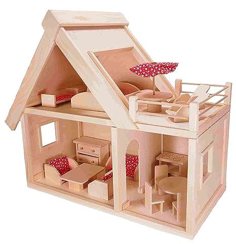 ABA Petite Maison avec meubles