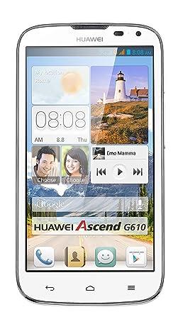 Smartphone Huawei Ascend G610 blanc