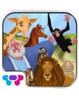 Noah's Ark - Interactive Bible Storybook for Kids