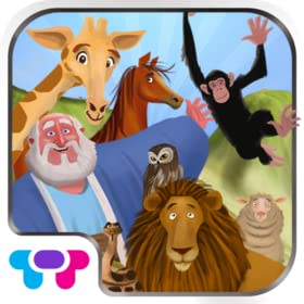 Noah's Ark - Interactive Bible Storybook for Kids