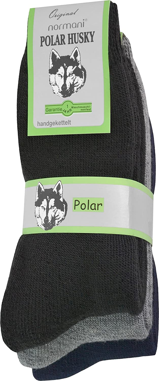 15 paar original polar husky immerwarm thermo socken g nstig. Black Bedroom Furniture Sets. Home Design Ideas
