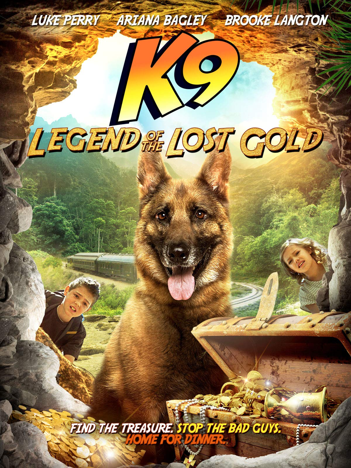 K9 Legend of the Lost Gold on Amazon Prime Instant Video UK