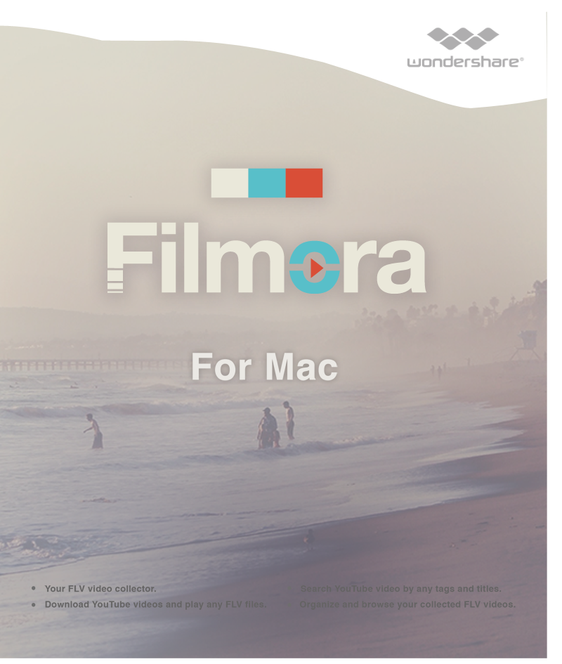 Wondershare Filmora video editor for Mac [Download] (Video Software For Mac compare prices)