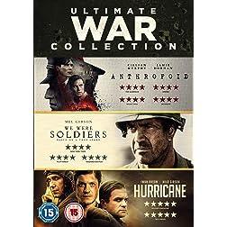 WAR TRIPLE We Were Soldiers / Hurricane / Anthropoid