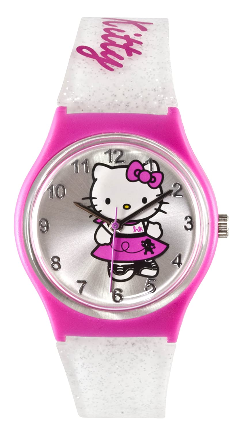 montre hello kitty cdiscount. Black Bedroom Furniture Sets. Home Design Ideas