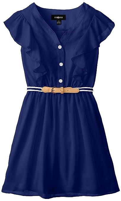 Amy-Byer-Big-Girls-Flutter-Front-Dress-with-Belt