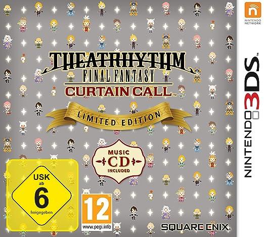 Theatrhythm Final Fantasy Curtain Call, 3DS