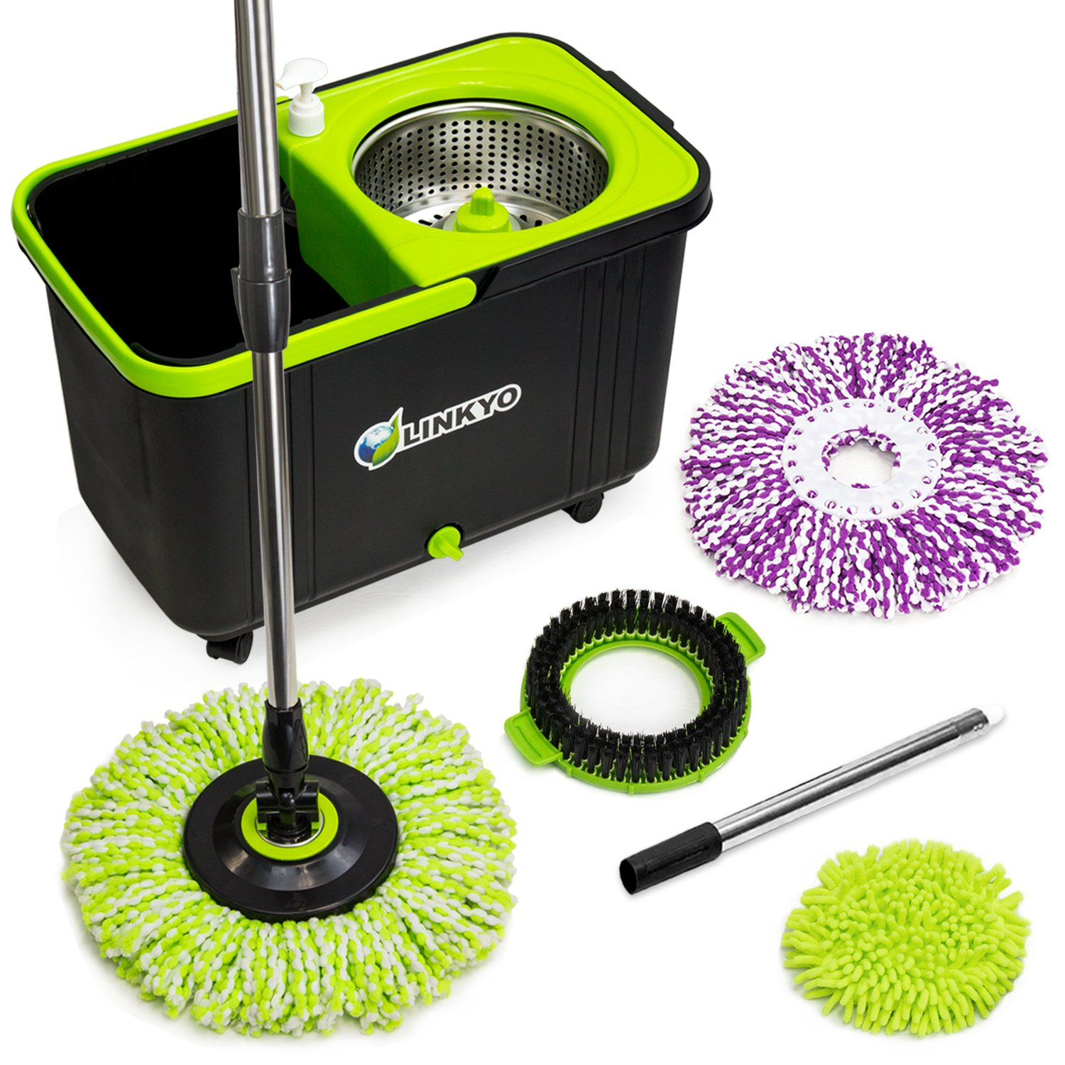The Best Spin Mop Reviews 2017 Ultimate Buyer S Guide