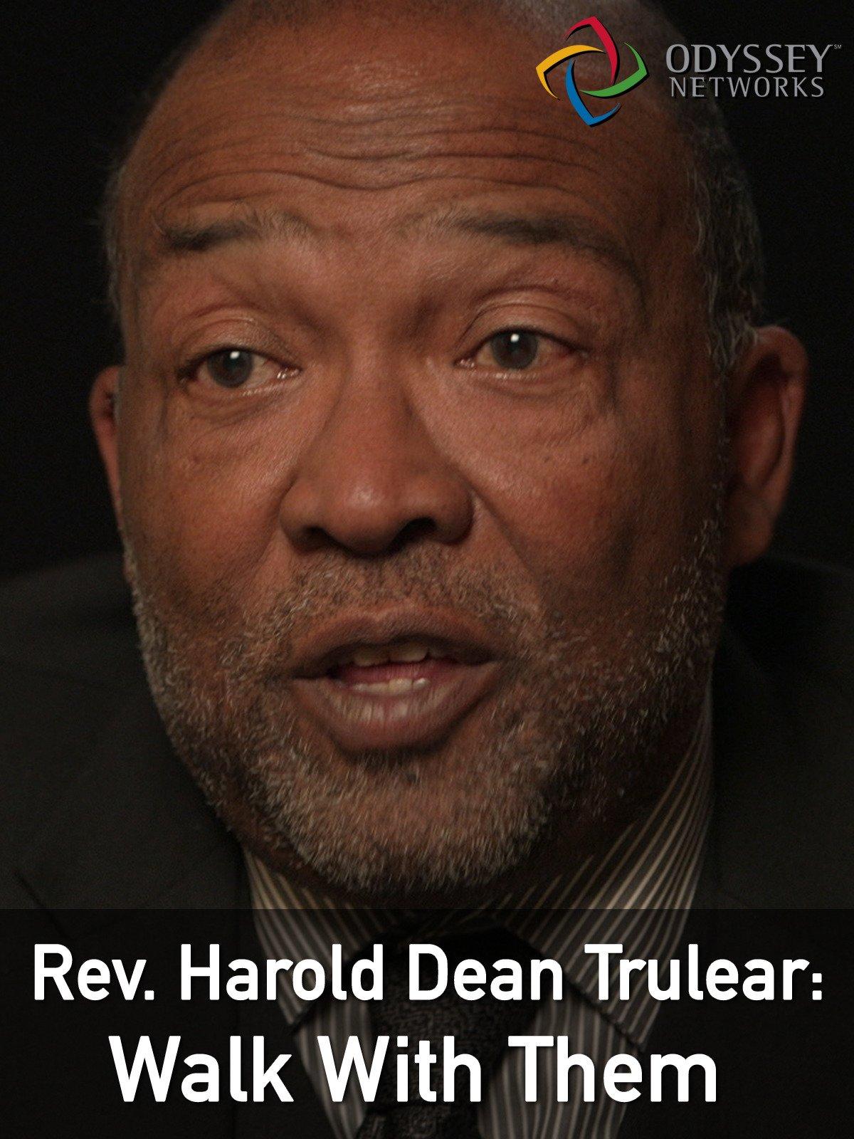 Clip: Rev. Harold Dean Trulear: Walk With Them