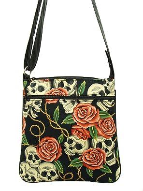 Cotton Shoulder Bag Pattern 95