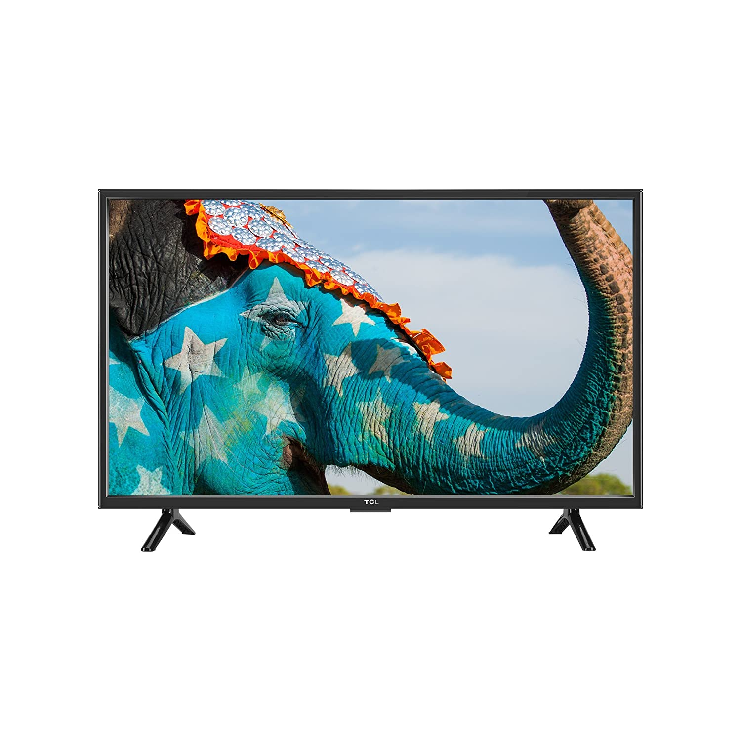 Upto 20% OFF on TCL - No cost EMI available By Amazon | TCL 81.28 cm (32 inches) L32D2900 HD Ready LED TV (Black) @ Rs.12,990