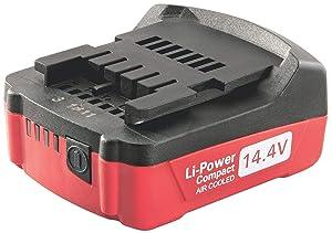 Metabo 625498000 Akkupack 14.4 V, 1.5 Ah, LiPower Compact  Air Cooled  BaumarktKundenbewertung und weitere Informationen