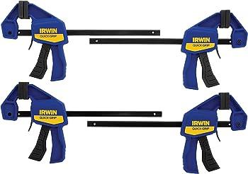 4-Pack Irwin Quick Grip Tool