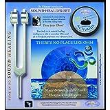 Tuning Fork - Introductory Sound Healing Set w/CD (Tamaño: 136.10 Hz)