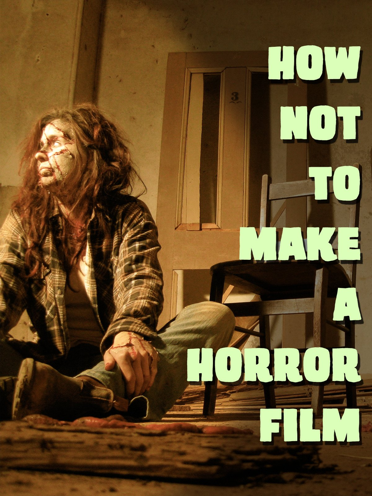 How not to make a horror film on Amazon Prime Instant Video UK