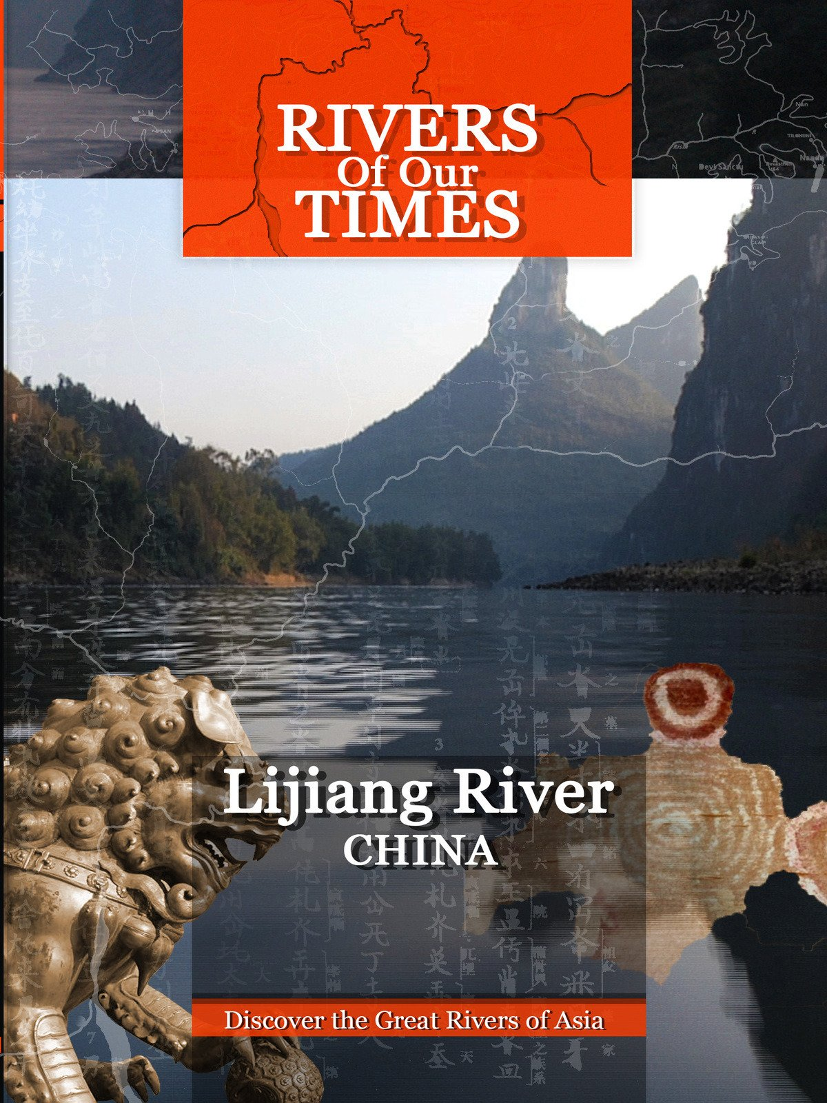 Discover the Great Rivers of Asia - Lijiang River, China on Amazon Prime Video UK
