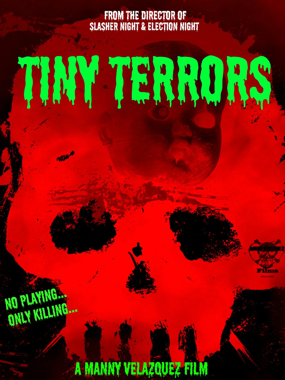 Tiny Terrors (Rated Version)