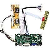 HDMI DVI VGA Audio LCD Controller Board for 21.5