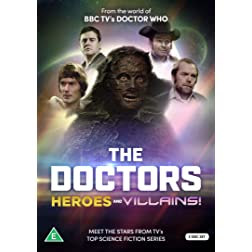 Doctors: Dr Who Heroes & Villains
