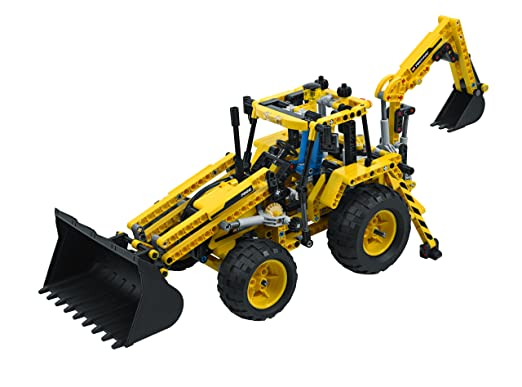 LEGO Technic - 8069 - Jeu de Construction - La Pelleteuse