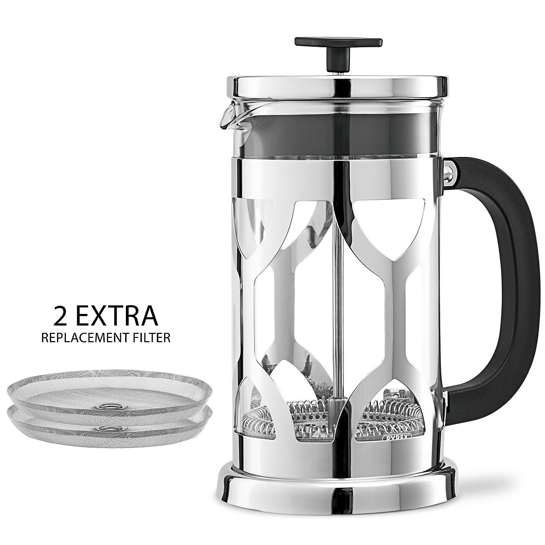 French Press Coffee Maker Meijer : Chef s Star French Press 34oz Coffee Maker Amazon Lightning Deal Picks Coupon Karma