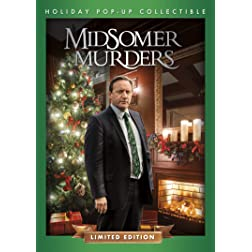 Midsomer Murders Holiday Pop-Up Collectible