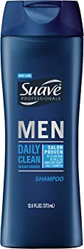 6-Pack Suave Professionals Men Shampoo