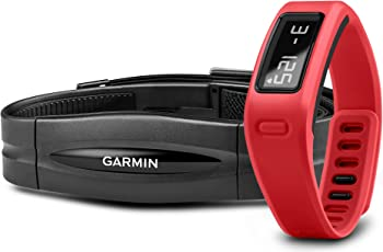 Garmin Vivofit Fitness Band w/Heart Rate Monitor