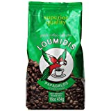 Papagalos Loumidis Ground Coffee, 16 Ounce (Color: Brown, Tamaño: 16 Ounce)