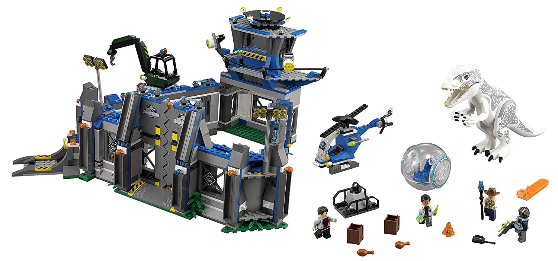 Jurassic World LEGO toys
