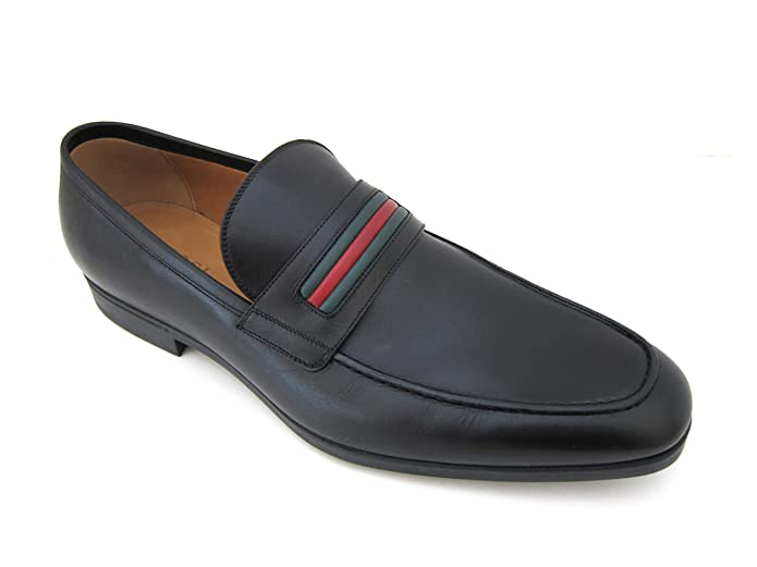 Leather Loafers For Men Mens Black Leather Loafers