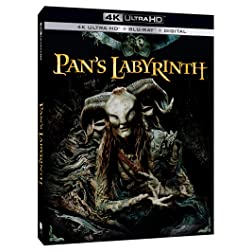 Pan's Labyrinth [4K Ultra HD + Blu-ray]
