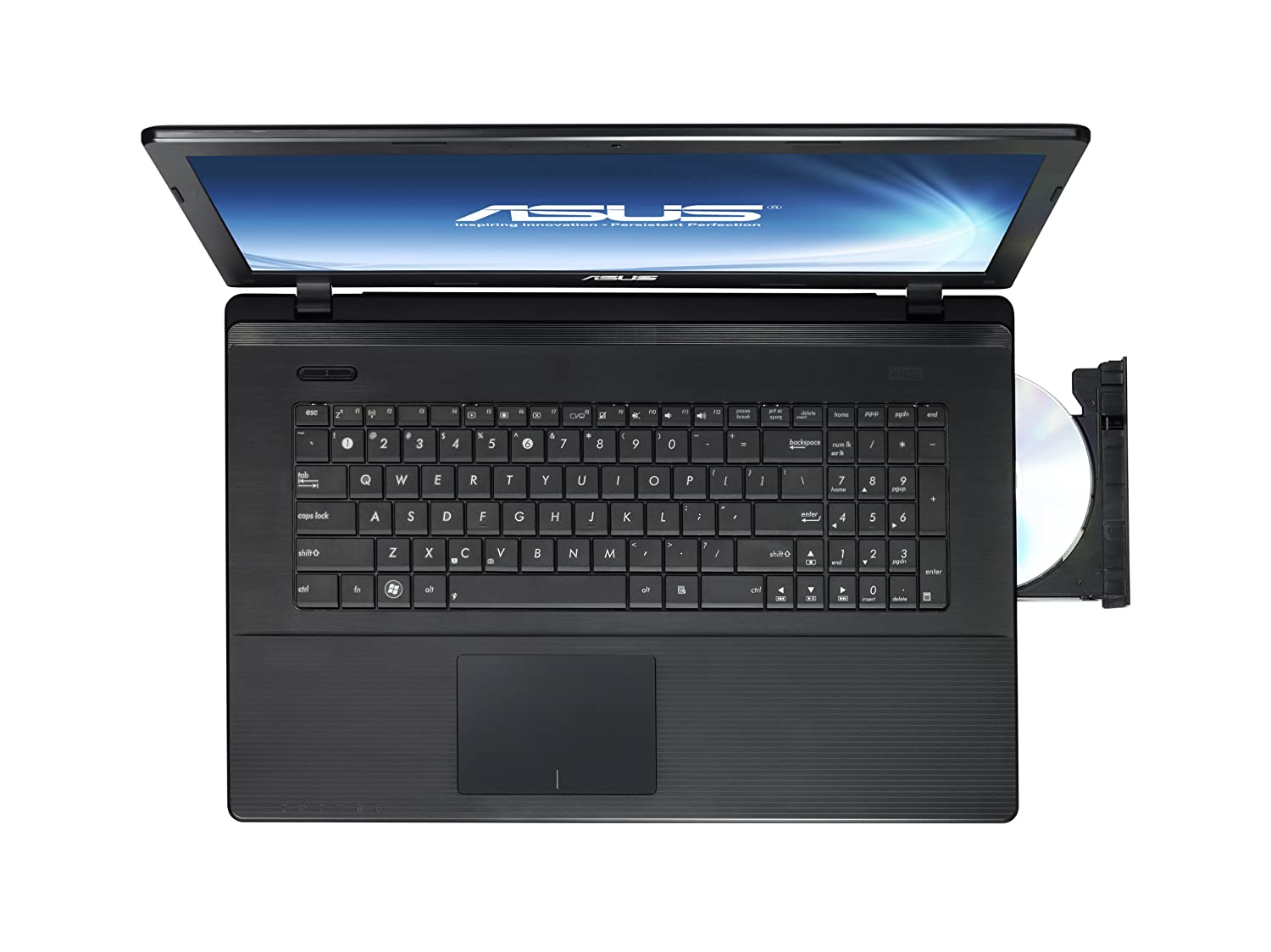 ASUS X75A-DS51 17.3-Inch Laptop (Black)