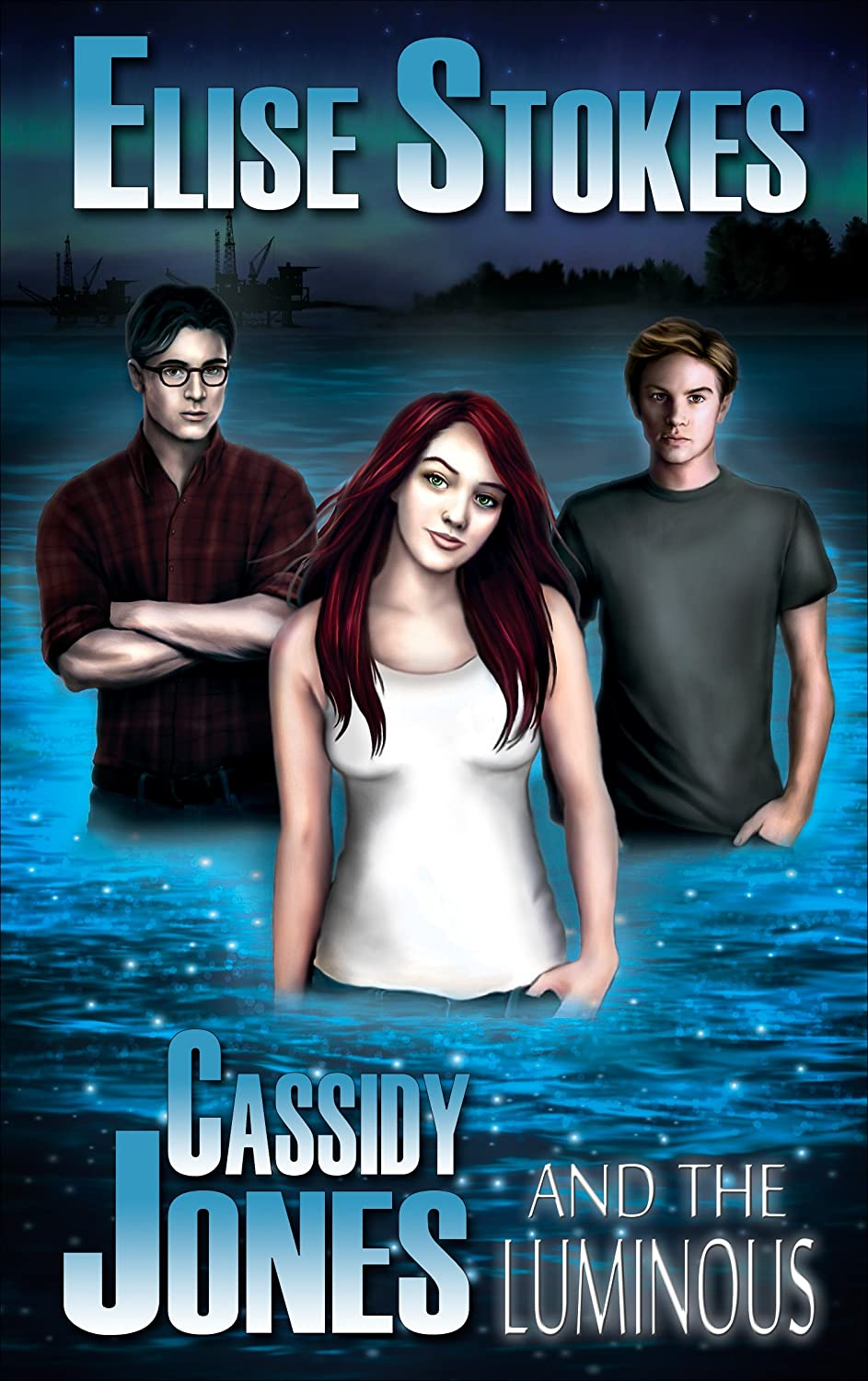 Cassidy Jones and the Seventh Attendant cover