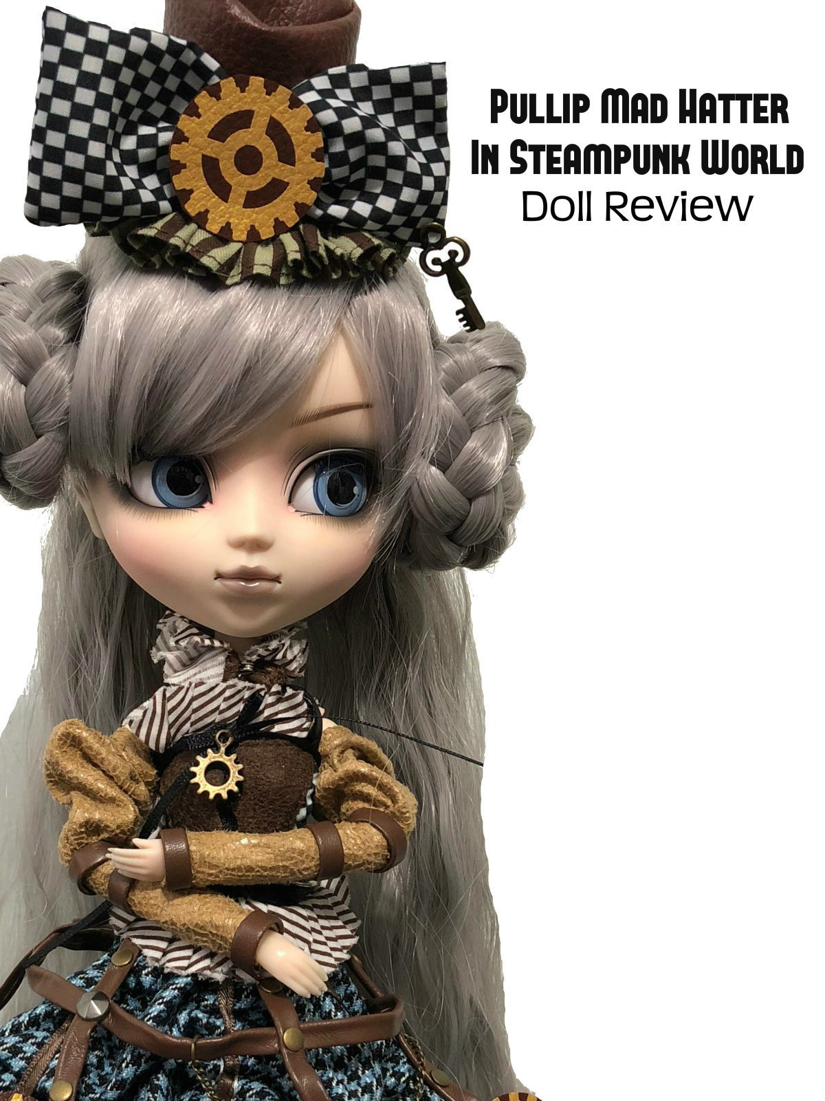 Review: Pullip Mad Hatter In Steampunk World Doll Review