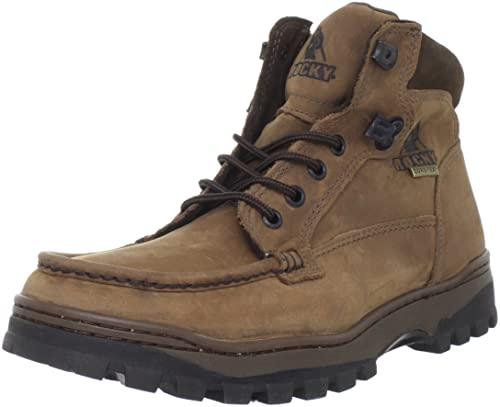 Men's Branded Rocky Outback Boot Clearance Multiple Color Options