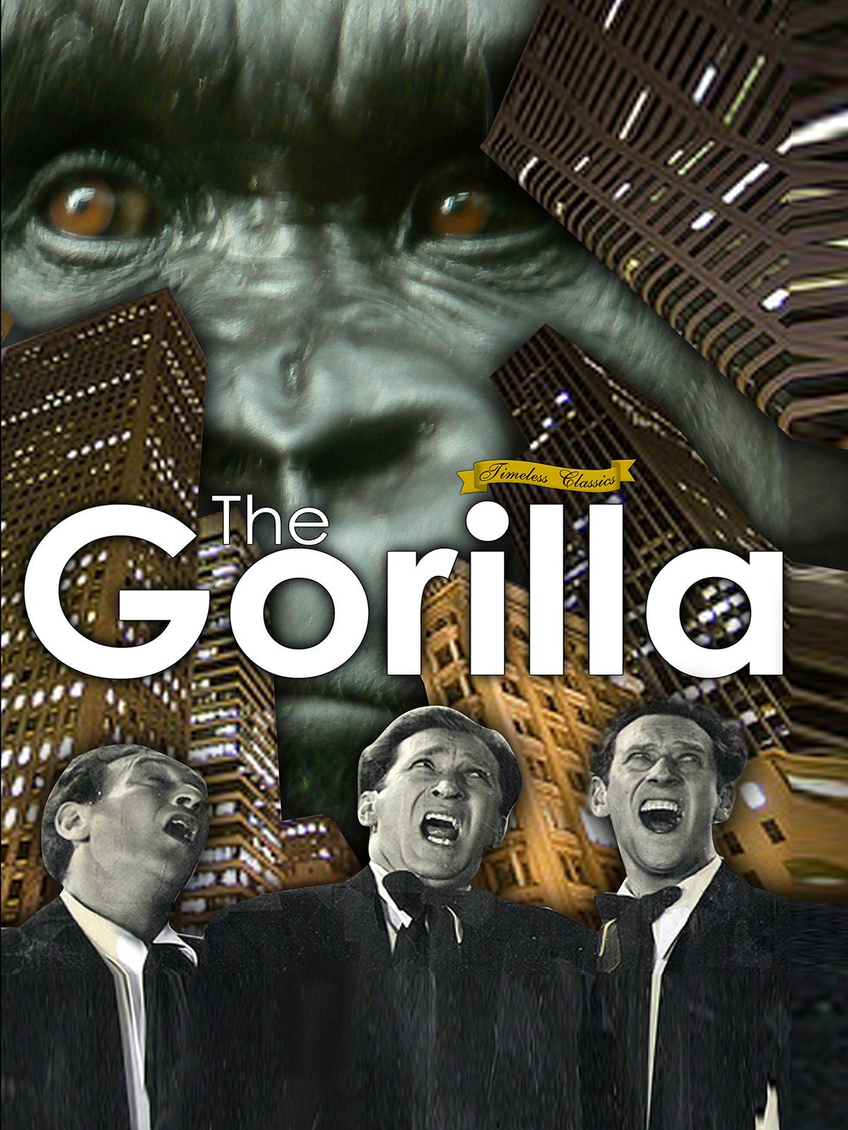 The Gorilla - 1939 - Remastered Edition on Amazon Prime Instant Video UK