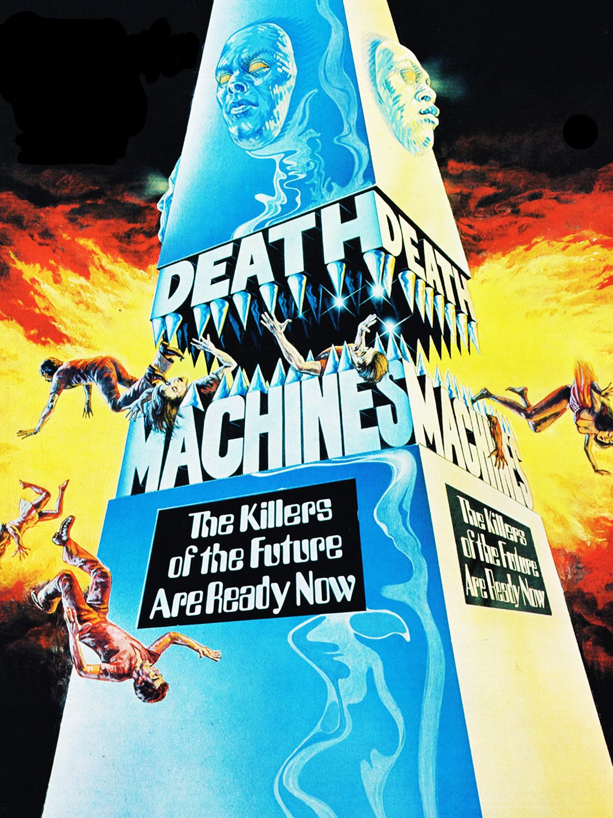 Death Machines on Amazon Prime Video UK