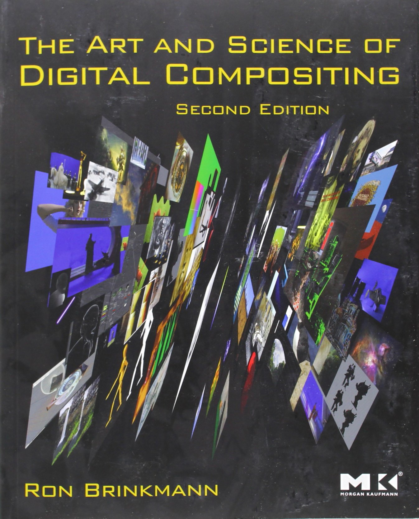 the art ans science of digital compositing cover1